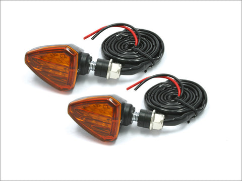 DRC Moto LED 601 Turn Signal Flasher Pair, turn signal, DRC  - Langston Motorsports