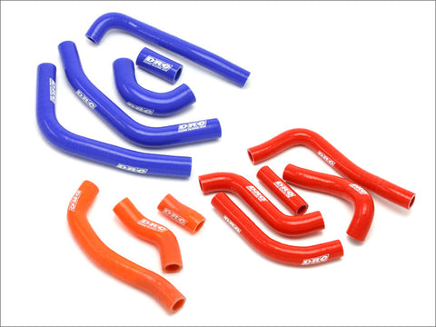 Silicone Radiator Hoses Multiple Colors, Radiator Hose, DRC  - Langston Motorsports