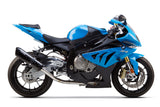 BMW S1000RR Full System (2010-2014), street exhaust, Two Brothers Racing  - Langston Motorsports