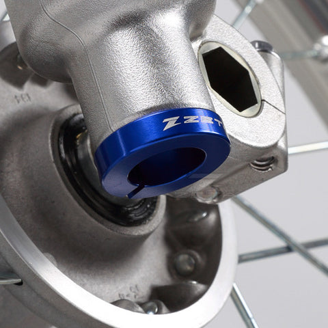 Zeta Anodized Front Fork Bottom Protector, Fork Bottom Protector, Zeta  - Langston Motorsports