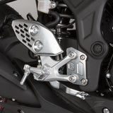 Zeta Adjustable Rear Set Step Bracket Kit - Langston Motorsports