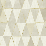 Tapiz Horizon Triangle Beige