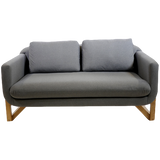Loveseat Blu - Ornametría