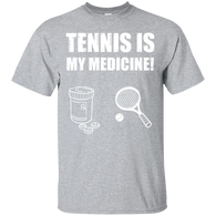TENNIS IS MY MEDICINE QUICK COLLECTION