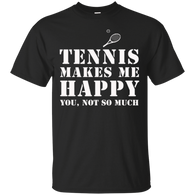 TENNIS MAKES ME HAPPY YOU NOT SO MUCH QUICK COLLECTION