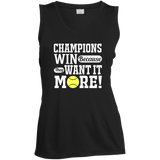CHAMPIONS WIN WOMEN'S SHIRTS