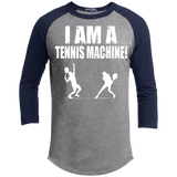 TENNIS MACHINE SWEAT 1