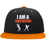 I AM TENNIS MACHINE RED & WHITE HATS