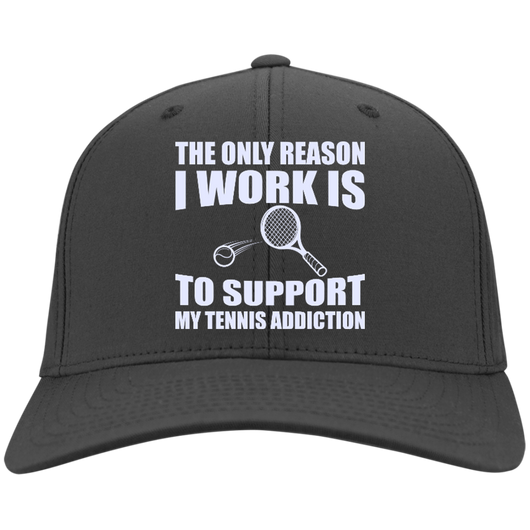 THE ONLY REASON I WORK HATS