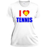 I LOVE TENNIS SWEAT 2