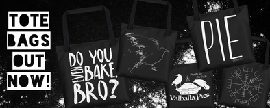 New Product Alert: Tote Bags