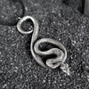 Tree Boa Snake Necklace