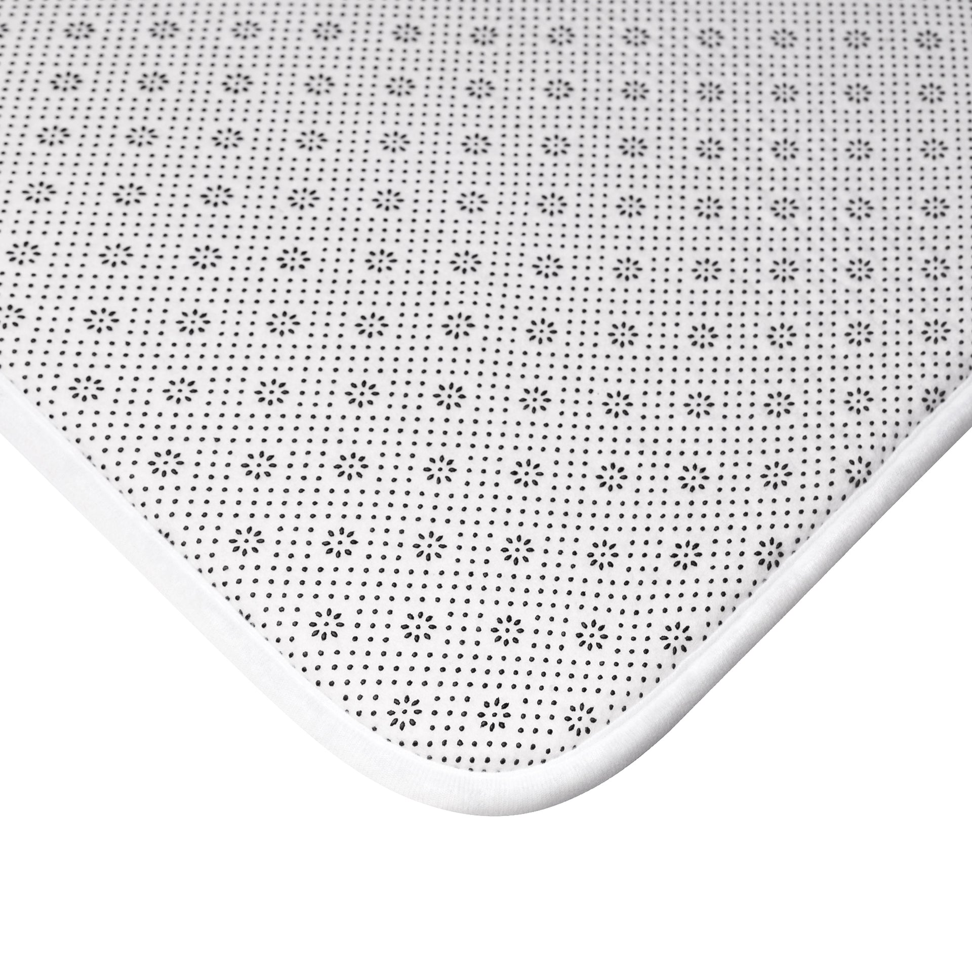OPTICAL ILLUSION Bath Mat - FlowArt Co