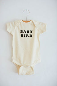 The Bee & The Fox - Baby Bird (Onesie)