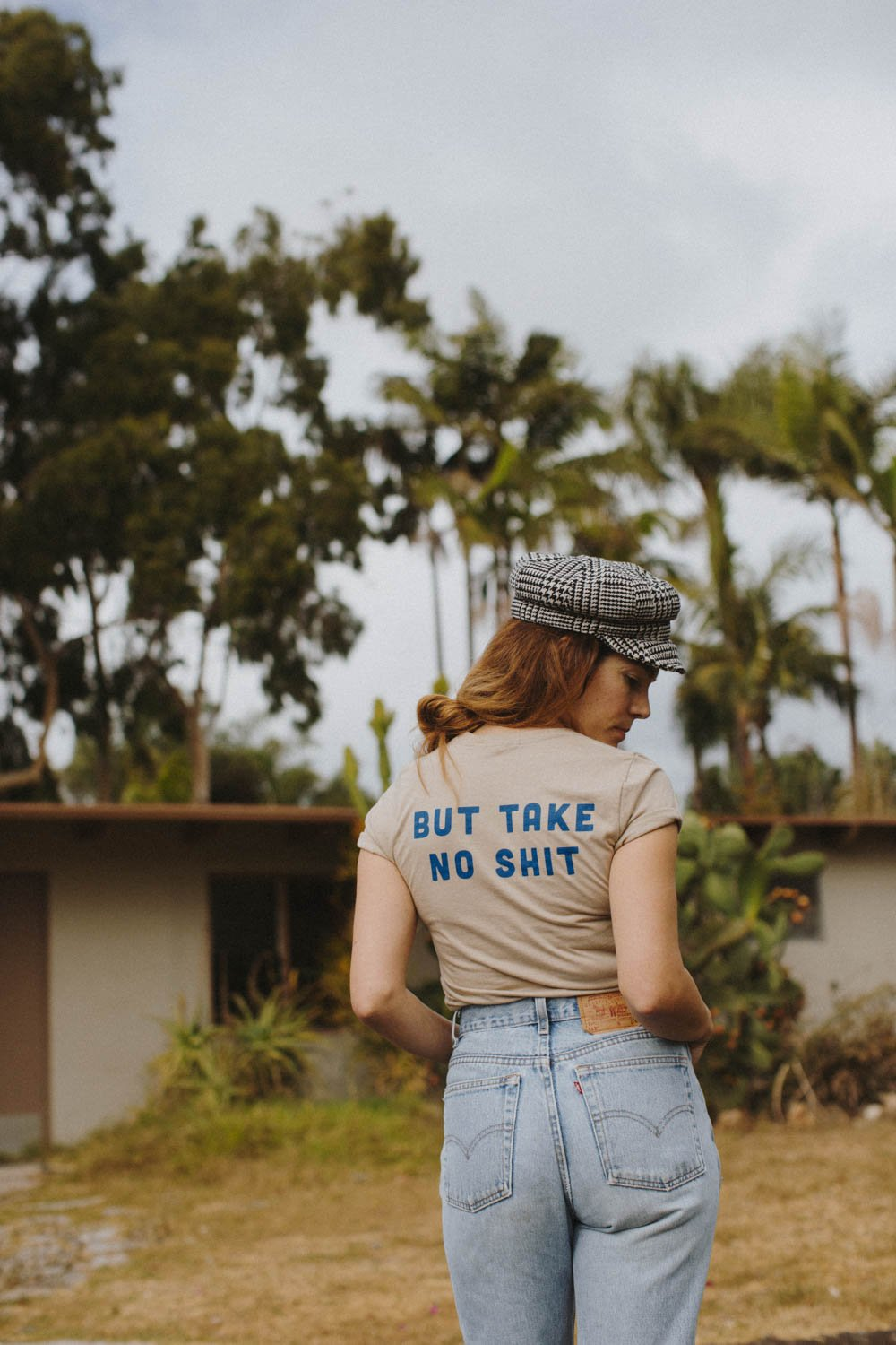 The Bee & The Fox - Do No Harm + But Take No Shit | Unisex