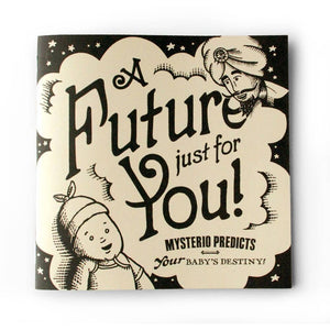 A Future Just For You - An Illustrated Paperback