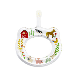 BABY HAMICO Toothbrush - Farm Animals