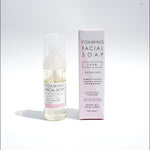 Foaming Rose Soap 50ml | Acne & Sensitive Facial Cleanser