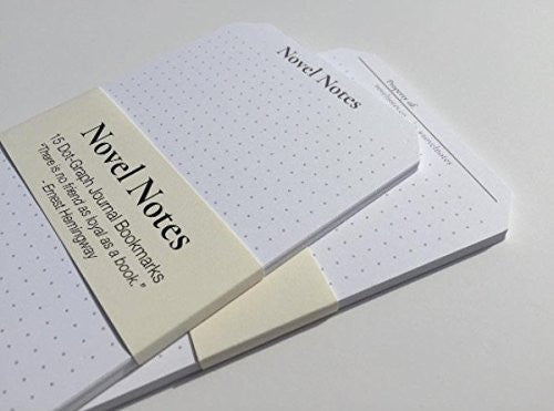 NovelNotes Bookmark Set