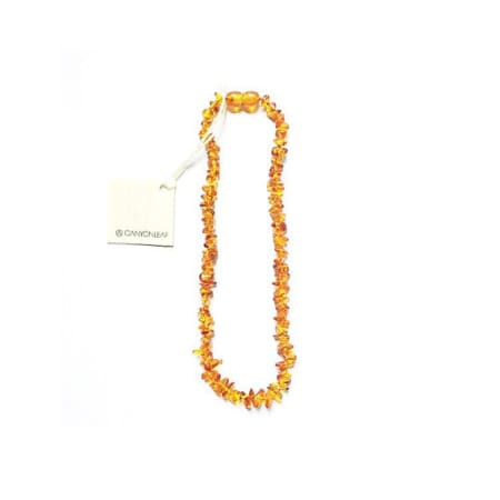 Polished Amber Necklace - Various Sizes