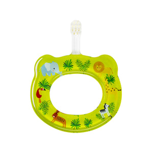 BABY HAMICO Toothbrush - Jungle Animals