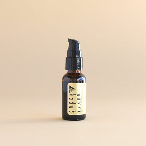 Green Tea Serum Hemp Facial Oil