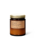 No. 11: Amber & Moss 7.2 Oz. Standard Soy Candle