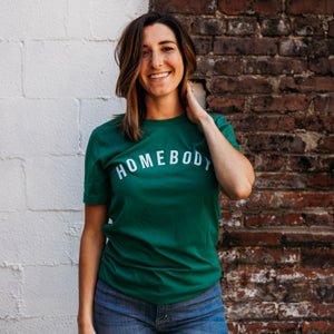Homebody Tee - Green