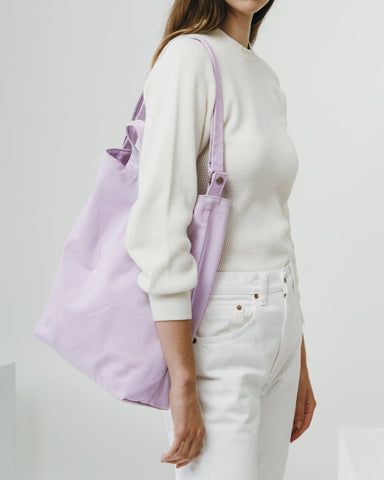 DUCK BAG - LILAC