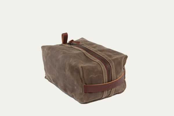 Dopp Kit - Field Tan