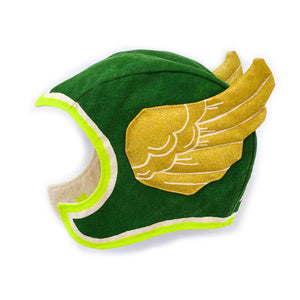 Flying Super Hero Hat - Green