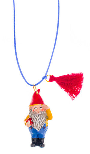 Gordy The Gnome Necklace