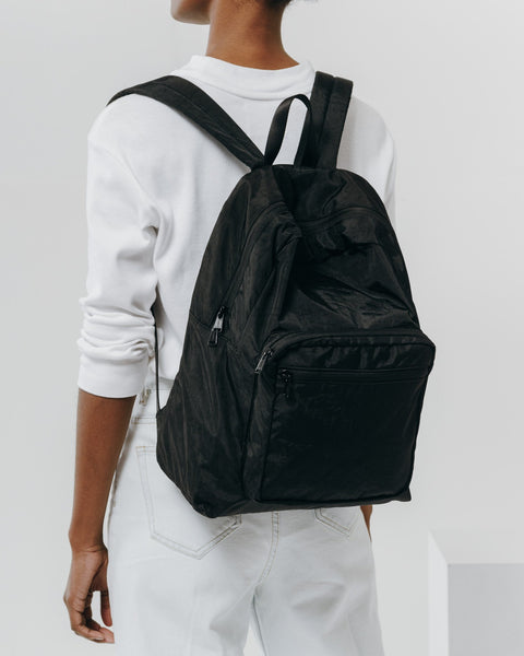 School Backpack - Black
