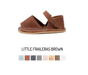 Little Fraileras Avarca - All Colors