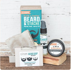 Beard and Stache Kit