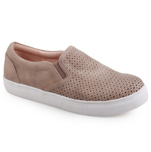 Blount Slip On Sneakers - Taupe