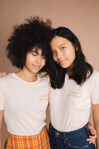 The Bee & The Fox - Women for Women | Sisterhood | Unisex