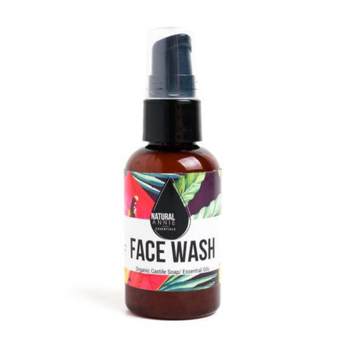 Healing Face Wash For Sensitive Skin