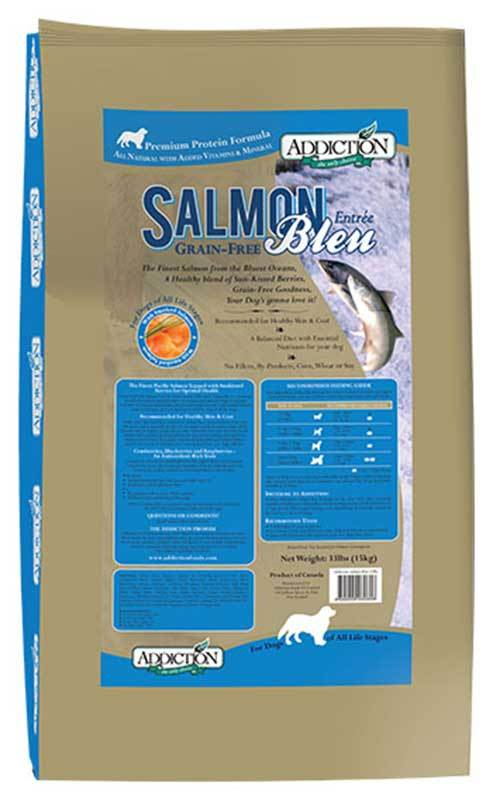 Addiction Adult Salmon Bleu 15KG