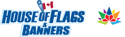 House of Flags & Banners Logo