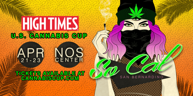 Diaz Bros host US High Times Cannabis Cup