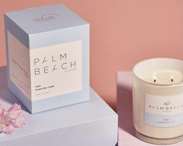 Palm Beach Candle