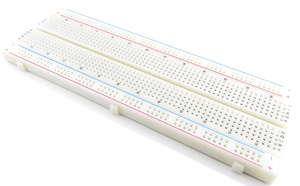 Solderless Breadboard with 320 Prototyping Holes