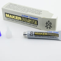 Maker Paste - Prototyping Solder Paste on Breakout Board