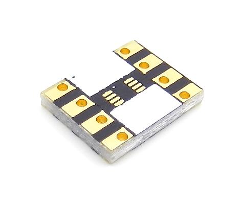 SON-8 Breakout Board (3 x 2 mm, 0.5 mm)