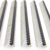 40-PIN Right Angle Male Header (5 pack)