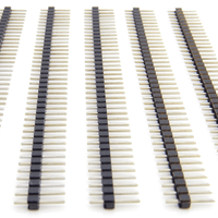 40-PIN Straight Male Header (5 pack)