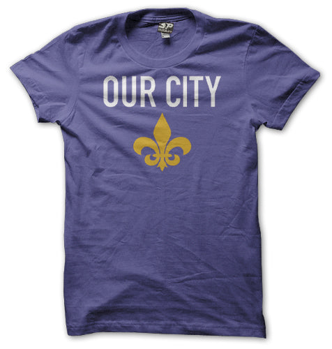 Our City - Purple