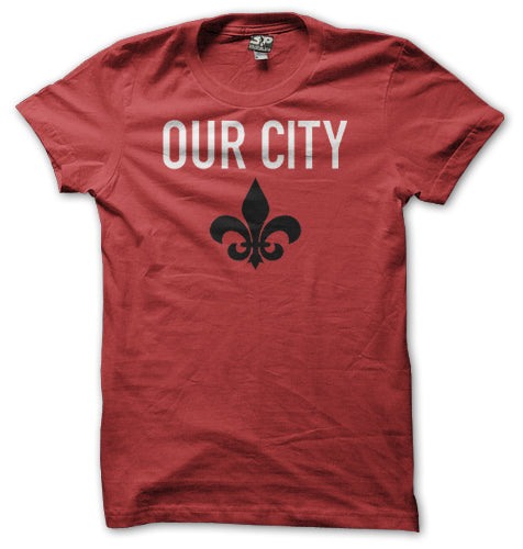 Our City - Red