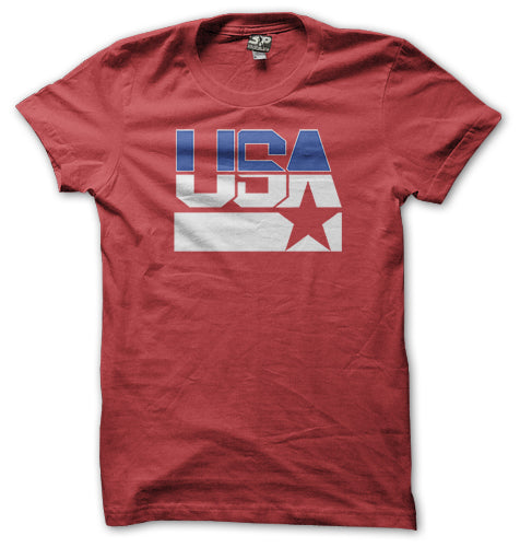 USA - Red